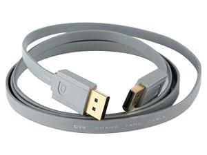 DisplayPort Cable 1.2, Male Display Cable